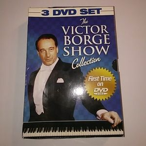 3-DVD Set of The Victor Borge Show Collection